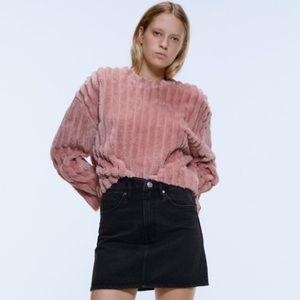 Zara / Boxy pullover sweater